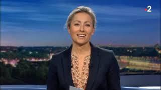 Les Courens au 20H de FRANCE 2, le 22 février 2021