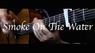 Deep Purple - Smoke On The Water - Fingerstyle Guitar