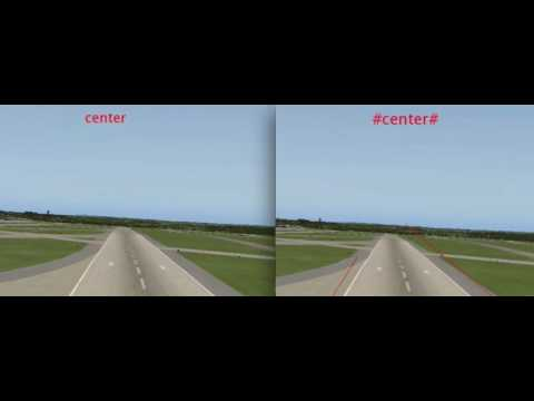 Machine Learning Approach for Vision-based Fixed-Wing UAV Landing