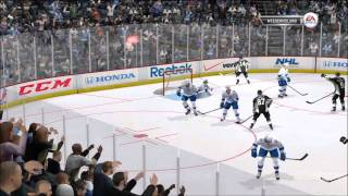 NHL 12: Gameplay Penguins vs. Lightning | XBOX 360 HD (FULL GAME)