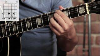 """Como tocar """"Te vi venir"""" de Sin Bandera - Tutorial Guitarra (Acordes) HD"""