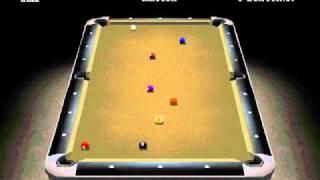 Backstreet Billiards : A Random 9 Ball Game Versus Gina
