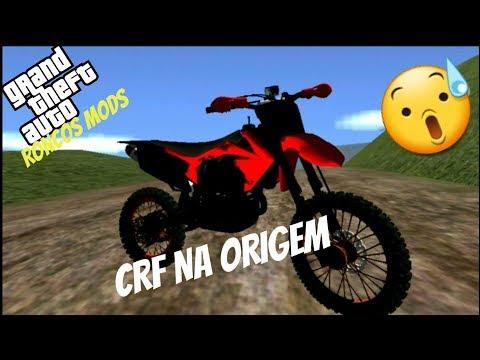 RONCO DA CRF 230 ORIGINAL GTA SAN ANDROID/PC