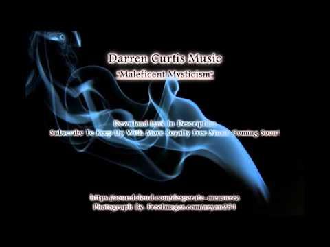 "Dark Organ Music ""Maleficent Mysticism"" Royalty Free"