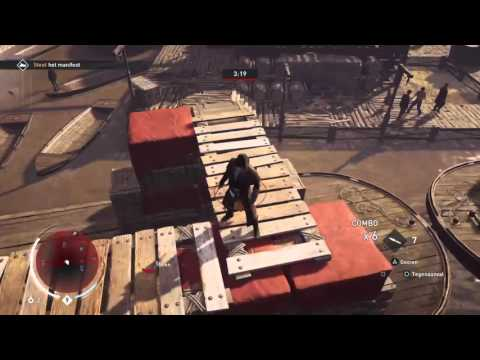 Assassins creed syndicate ship robbery