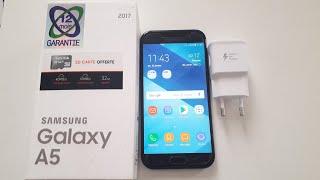 مراجعة هاتف GALAXY A5 2017