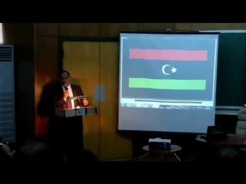 2013-04-09- ورشة عمل عن مشروع الرقم الوطني في فندق تيبستي بنغازي