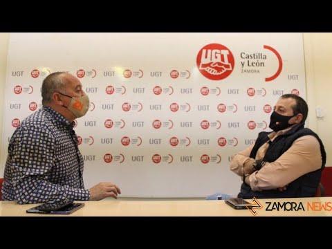 Entrevistamos a Raúl Castaño de la FSP UGT