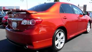 Toyota Corolla S Special Edition 2013 Videos