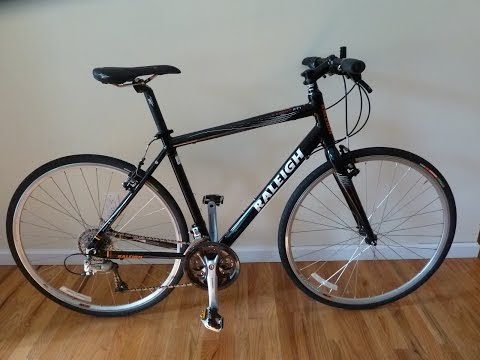 2009 Raleigh Cadent FT1 Review: Chapter 2