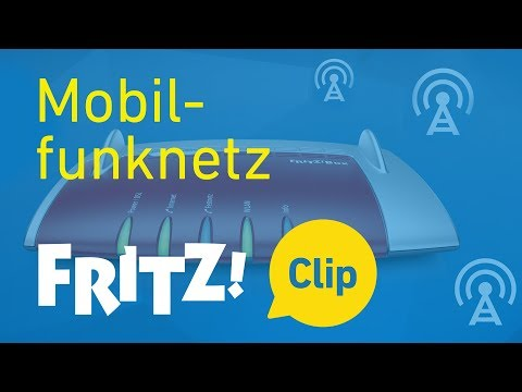 FRITZ! Clip – Internetzugang über Mobilfunknetze