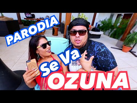 "Ozuna - Que va & Alex Sensation  (Parodia) ""Se va""  Rey inn ft Alex Coyotechon"