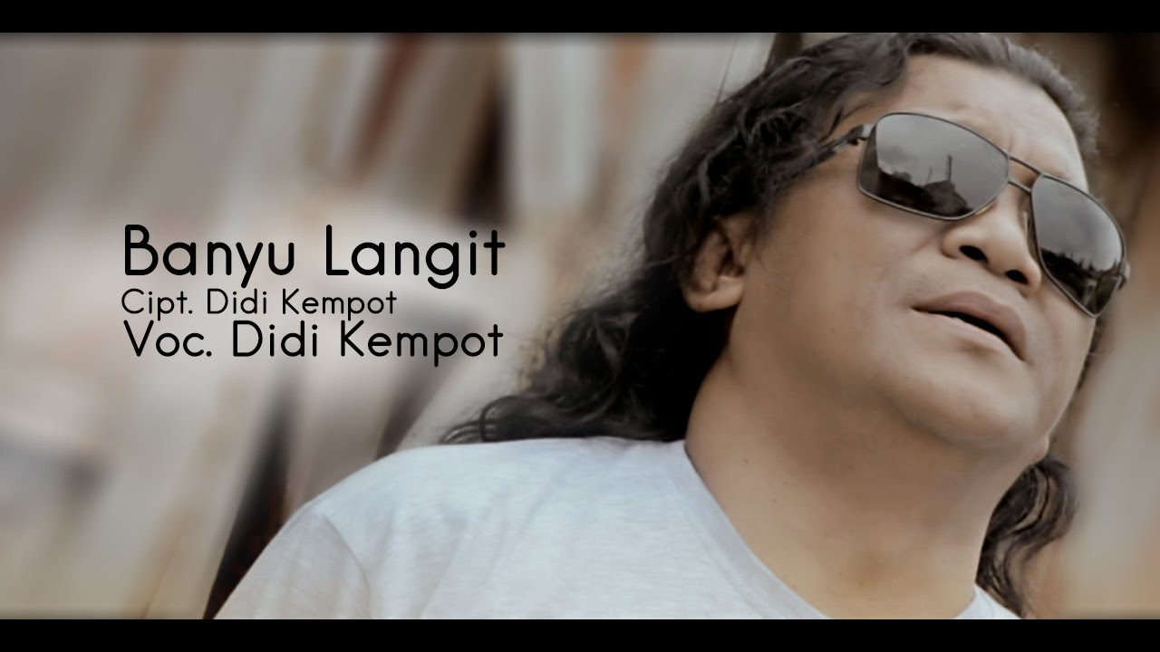 Didi Kempot Banyu Langit Official Youtube