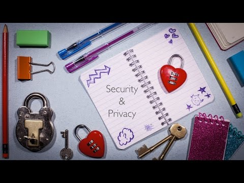 Live My Digital for parents: Security & Privacy