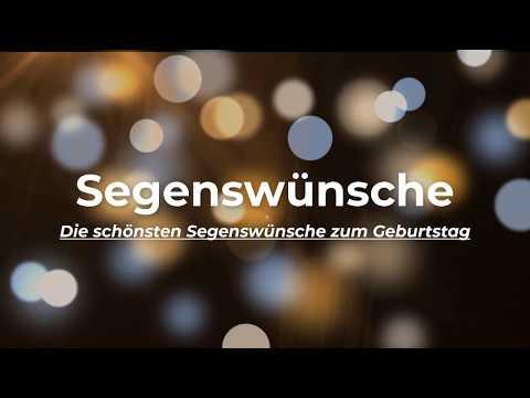 10er Set Faltkarte Herzliche Segenswunsche Zum Geburtstag Geburtstag