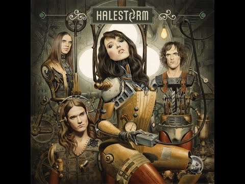 Halestorm - Halestorm (Full Album) HD
