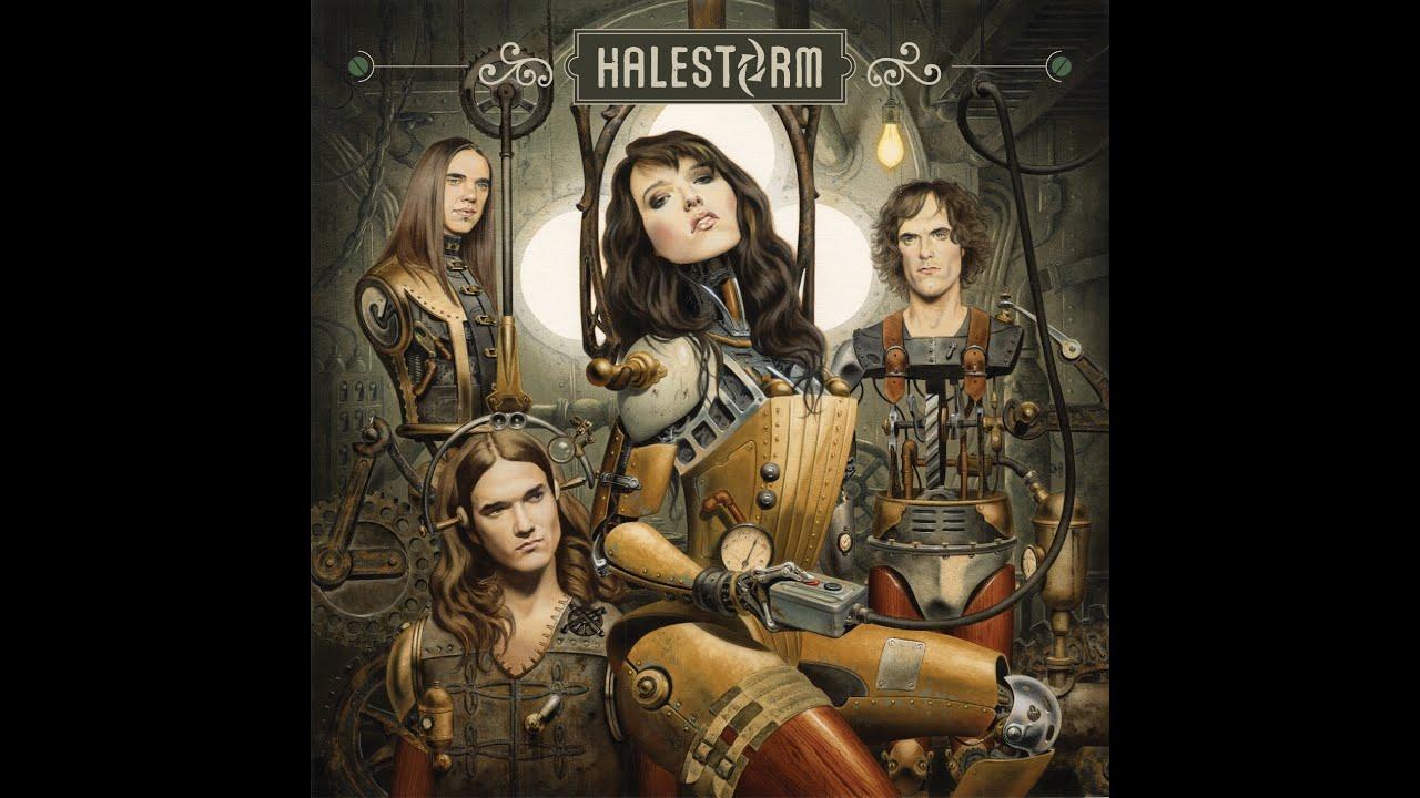 Albums: Halestorm (Full Album) HD