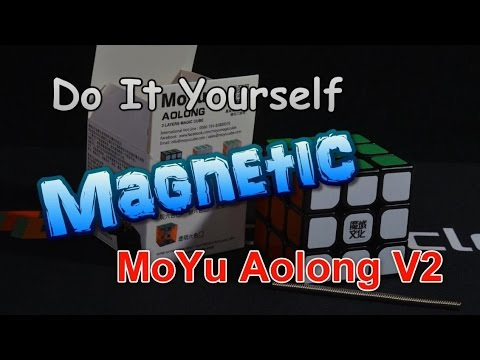 Do It Yourself Magnetic Aolong V2 Tutorial - Works for Valk 3 as Well