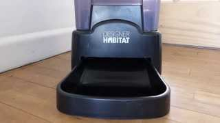 Review Of The Andrew James (was Habitat) Large Size Cat Or Dog Pet Feeder