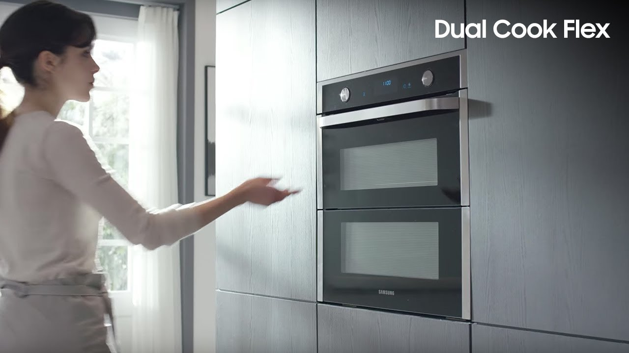 Samsung Dual Cook Flex Youtube