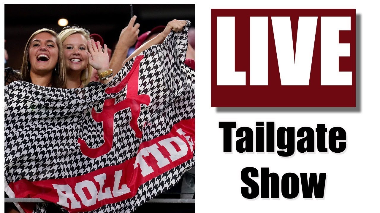 Alabama Crimson Tide vs. Southern Mississippi  | BamaInsider Tailgate Show | SEC News | CFB News