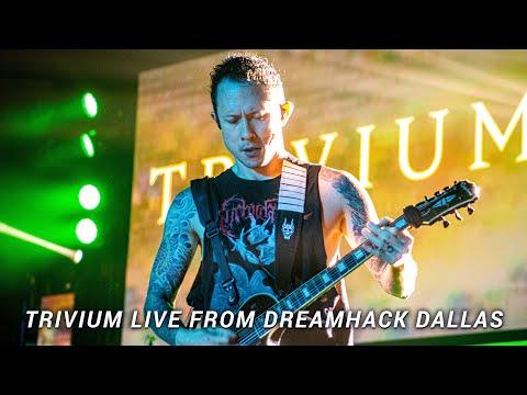 Trivium Live Full Set @ DreamHack Dallas 2019