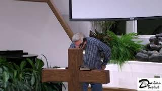 10/28 - Dearborn Baptist Church Live Stream