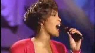Whitney Houston - Do you hear what I hear(LIVE)