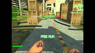 Death Run sur call of duty 4 serveur priver