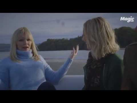 Kate Thornton tries something for the first time in Scotland! #Brilliantmoments #VisitScotland