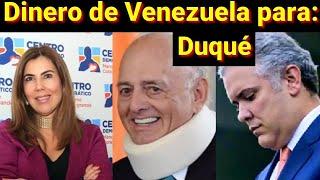 Dinero de Venezuela en la campaña de Duqué