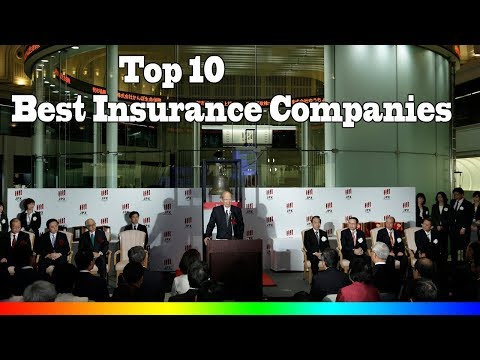 Top 10 Best Insurance Companies in The World
