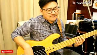 Pilihanku - GMSLive - Bass Cover - Stingray 5 Classic