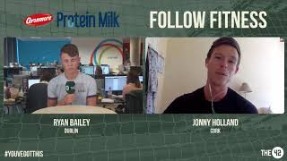 Follow Fitness with Jonny Holland and Saoirse Noonan