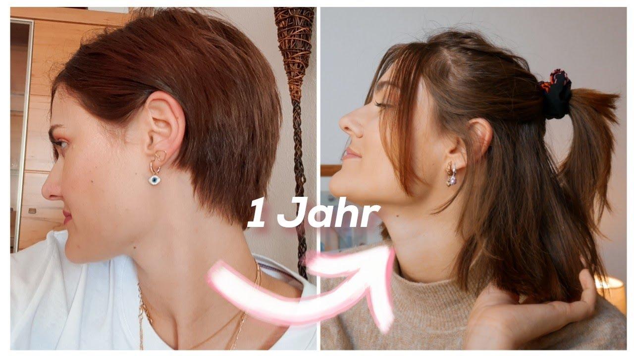 Haare lange nacken frau undercut Haare Rasieren