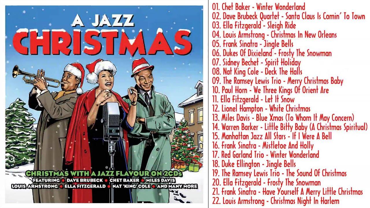 Merry Christmas || Christmas Songs || A Jazz Christmas 2016 - YouTube
