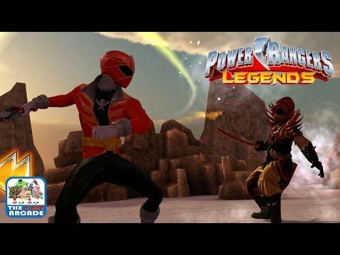 Power Rangers Legends – Red Ranger From Super Megaforce Online PC