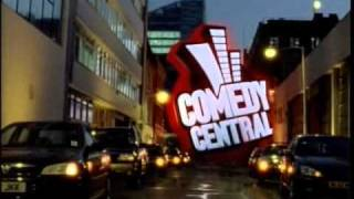 Comedy Central Mike and Molly promo and ident into Two and a Half Men (27/02/2011)