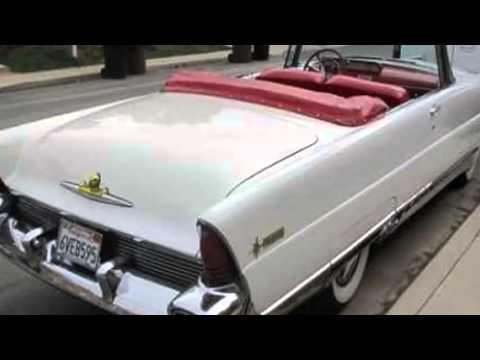 1956 Lincoln Premiere Lincoln Convertible American Classic in Rancho Santa Margarita, CA