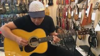 martin john mayer signature omjm play through indonesia