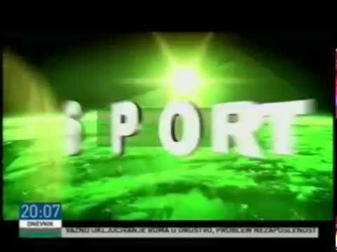 Sports' News Intro - Montenegro (TVCG 1/RTCG)