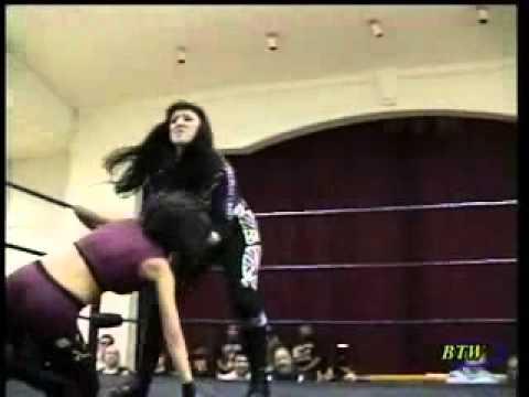 Davina Rose vs Jenna Lynn 3/19/10