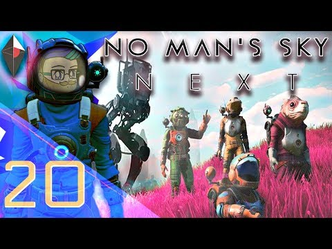Jackpot! Cave Full of Vortex Cubes and TetraCobalt ► Finale ► No Man's Sky NEXT #20