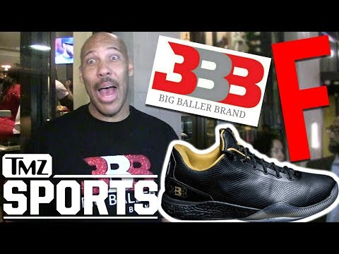 Big Baller Brand Gets 'F Rating' from BBB, Customers Beware!   TMZ Sports News