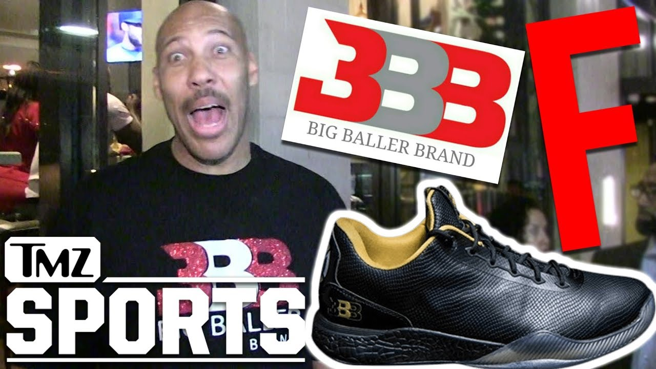 bba3df02f2268 Big Baller Brand Gets  F Rating  from BBB
