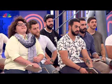 MasterChef Greece - 18.6.17 - Επεισόδιο 37 (Master Class)