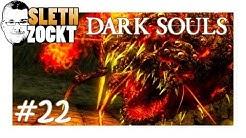 Let's Play Dark Souls #22 [DE/HD] - BOSS Chaoshexe Quelaag (Seele: Hexentochter Quelaag)
