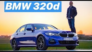 Samo za odlikaše - BMW 320d xDrive - testirao Juraj Šebalj