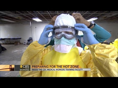 Inside the CDC medical workers