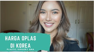 My Plastic Surgery Costs! QnA (With English SUB) | BEAUTIQUE KOREA | BAHASA